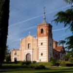Fotografía de la Ermita antes de la instalación de la Puerta Santa