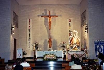 Visita a la parroquia de Nuestra Señora de Buenavista