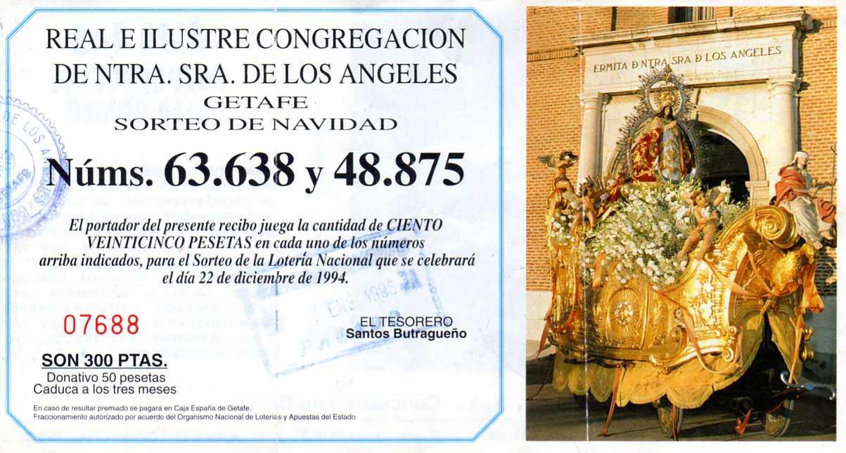 Lotería 1994