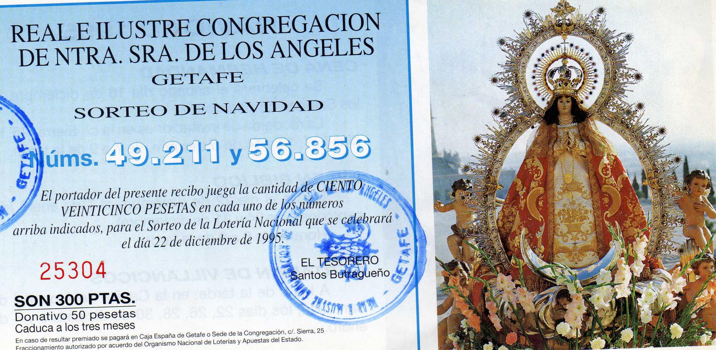 Lotería 1995