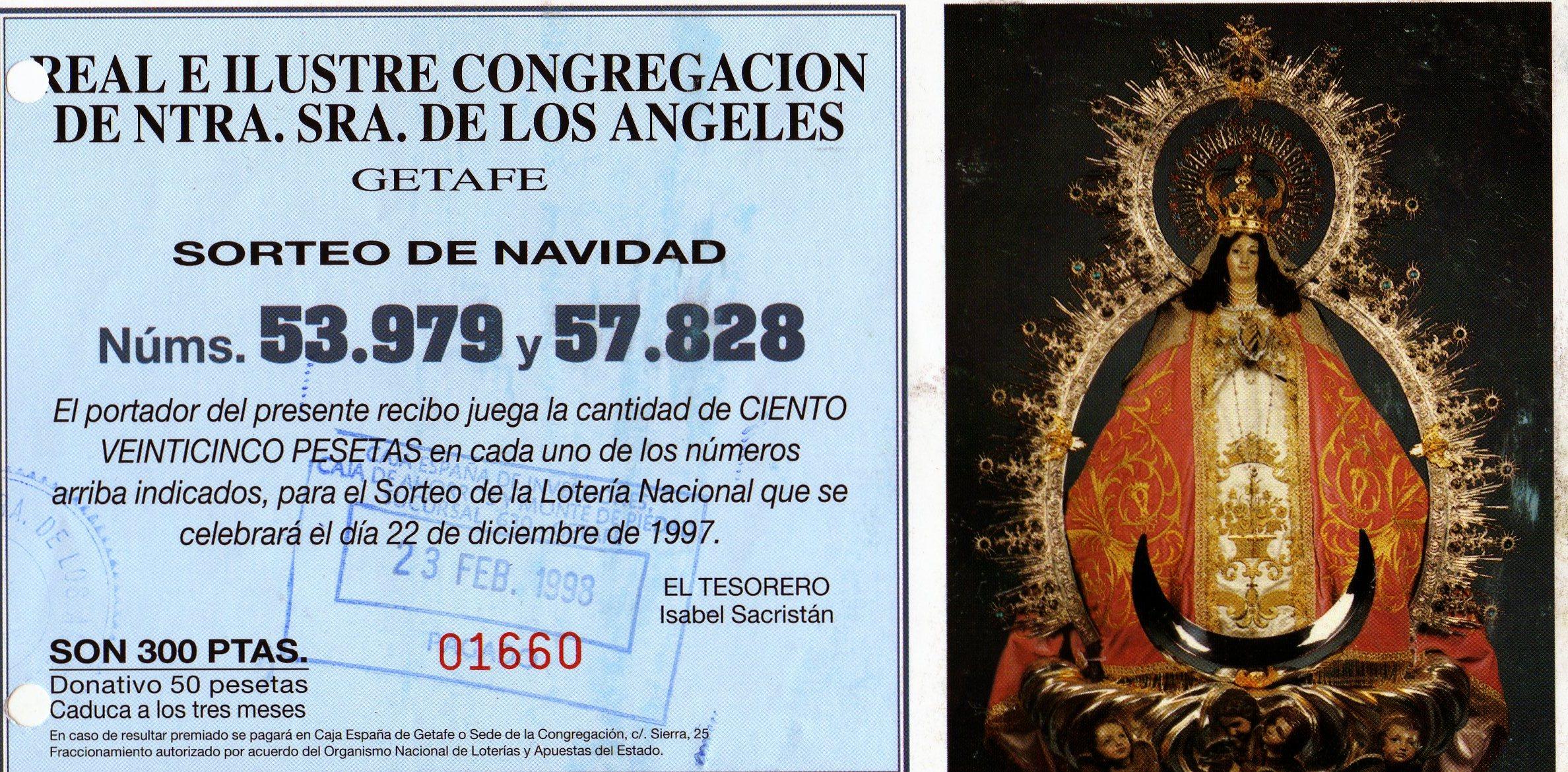 Lotería 1997