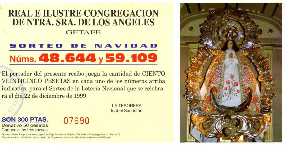 Lotería 1999