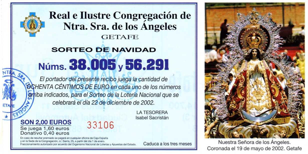 Lotería 2002