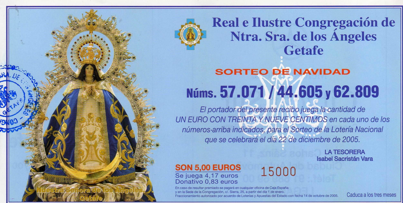 Lotería 2005