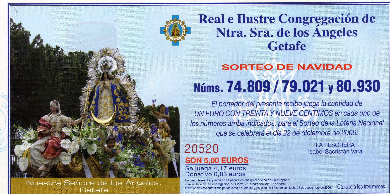 Lotería 2006