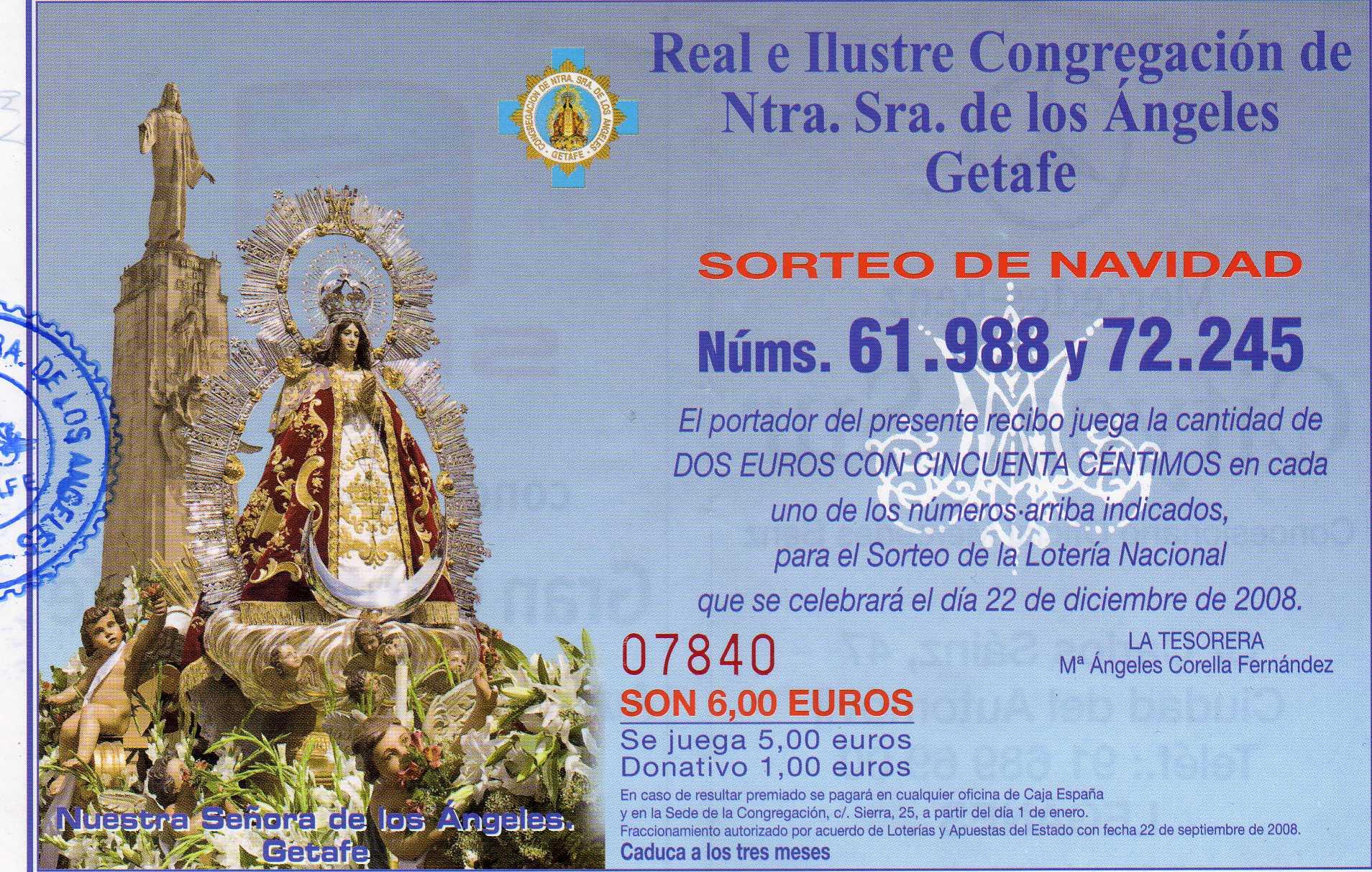 Lotería 2008