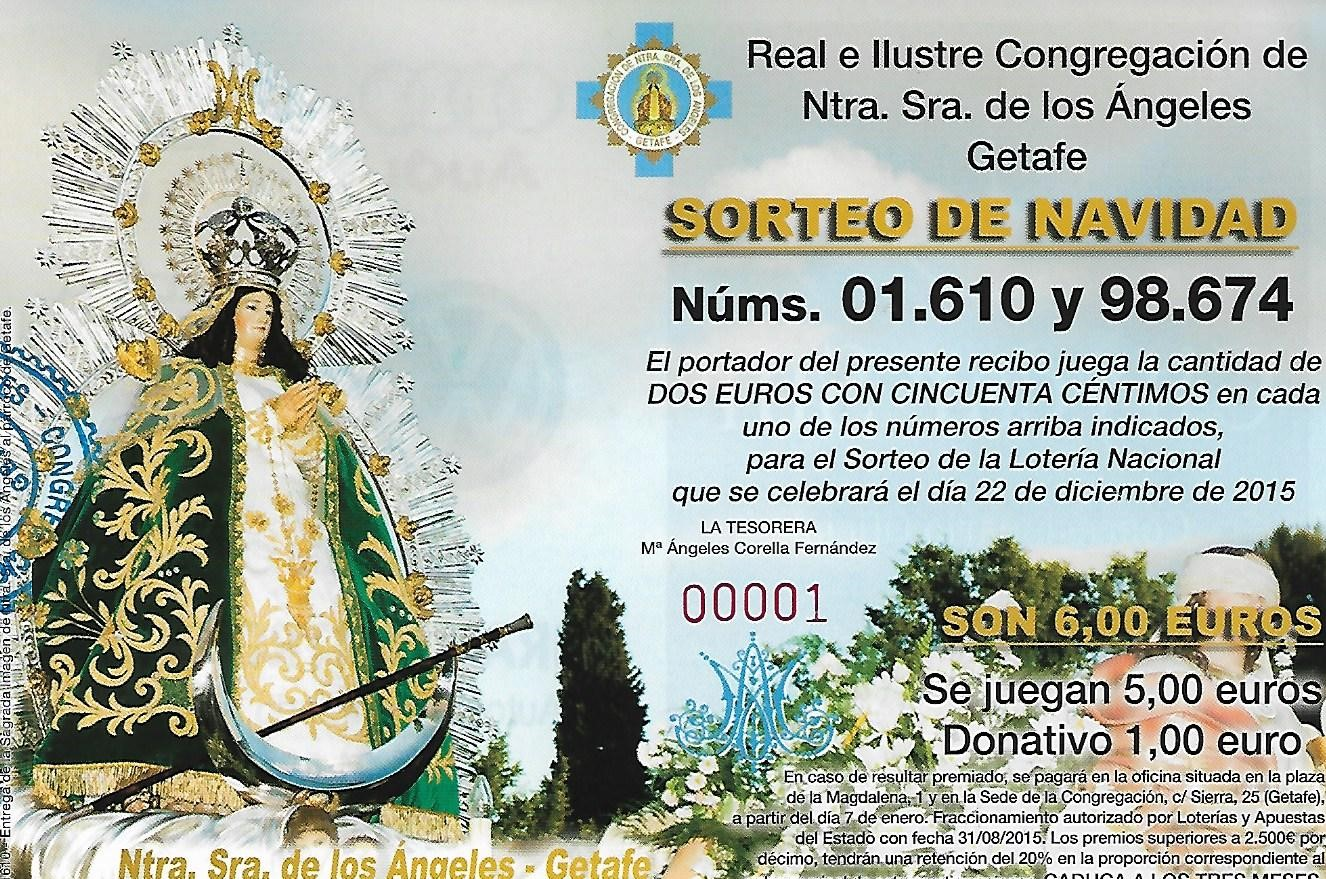Lotería 2015