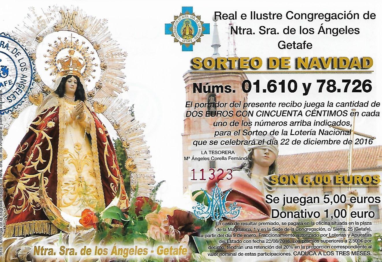 Lotería 2016