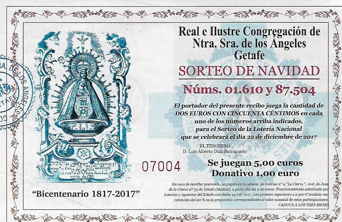 Lotería 2017