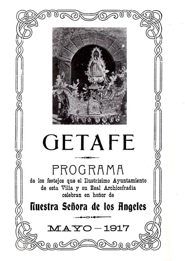 Programa de Culto 1917