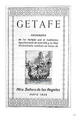 Programa de Culto 1926