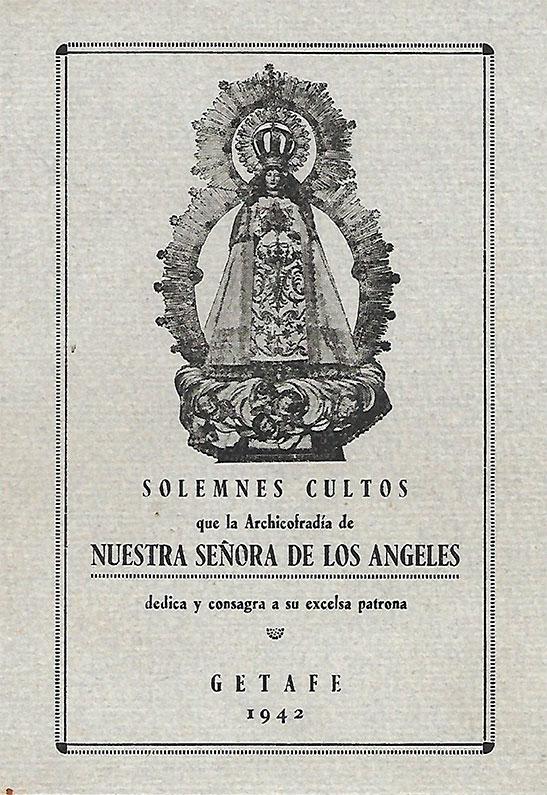 Programa de Culto 1942