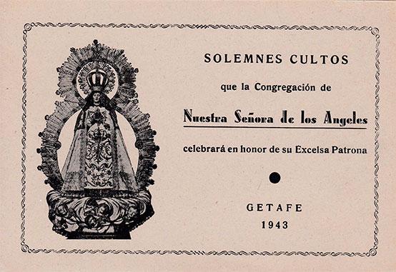 Programa de Culto 1943