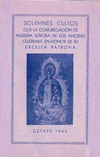 Programa de Culto 1945