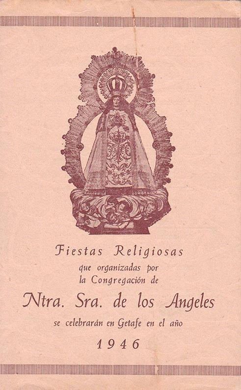 Programa de Culto 1946