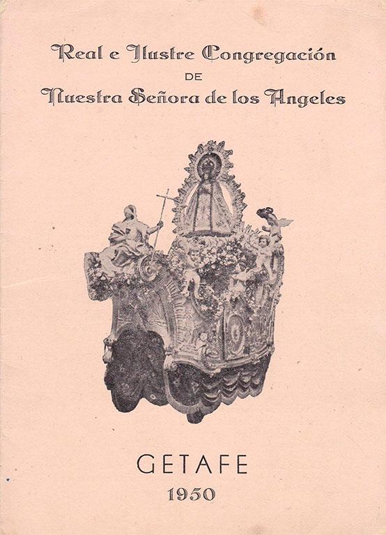 Programa de Culto 1950