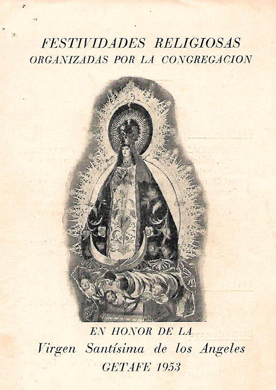 Programa de Culto 1953