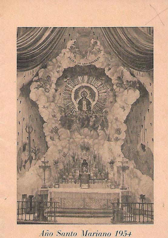 Programa de Culto 1954