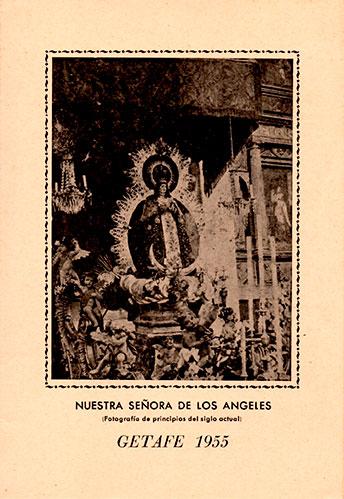 Programa de Culto 1955
