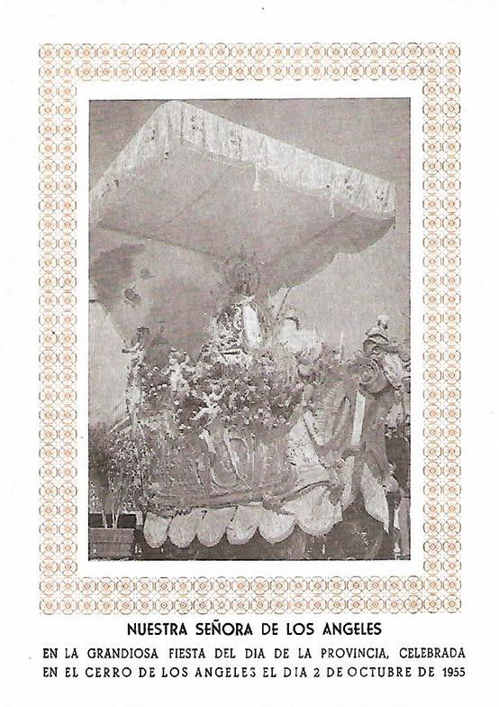 Programa de Culto 1956