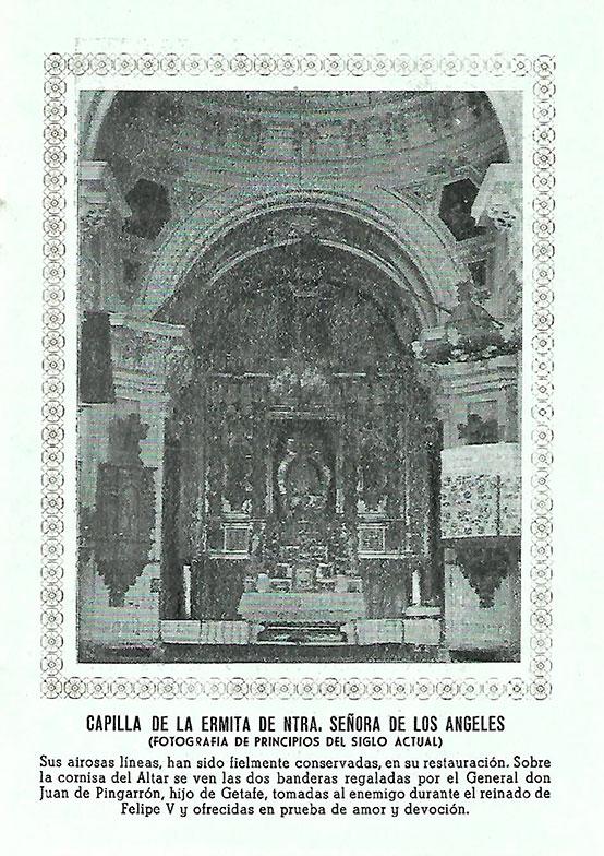 Programa de Culto 1957