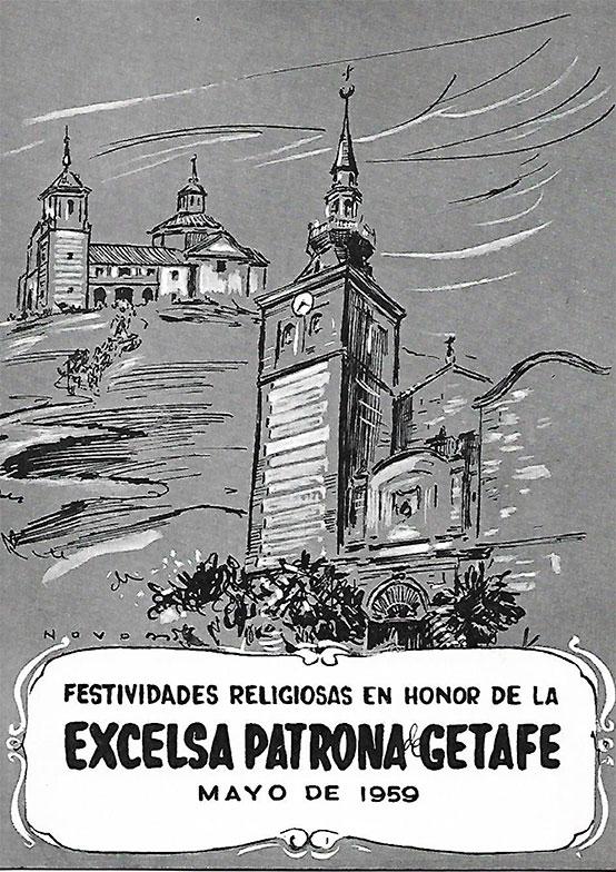 Programa de Culto 1959