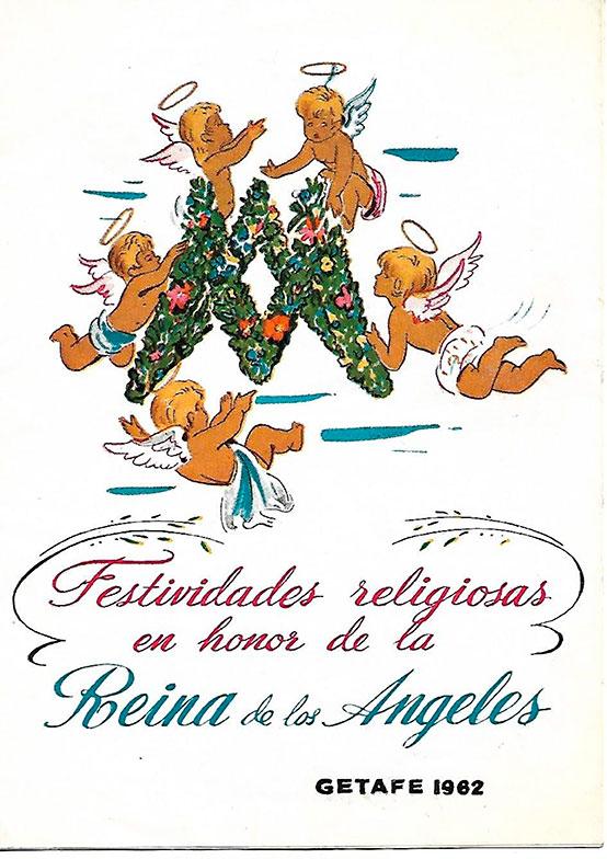 Programa de Culto 1962