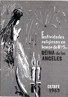 Programa de Culto 1963