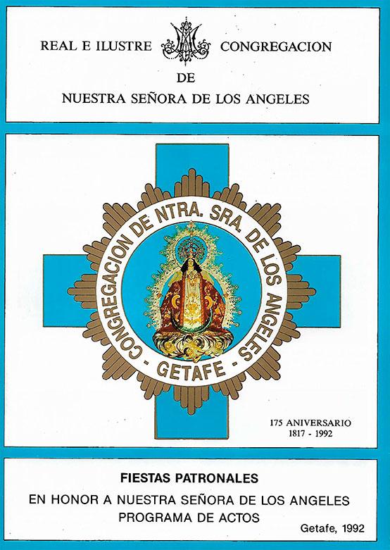 Programa de Culto 1992