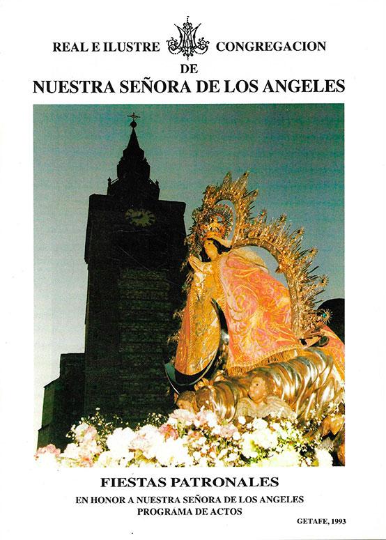 Programa de Culto 1993