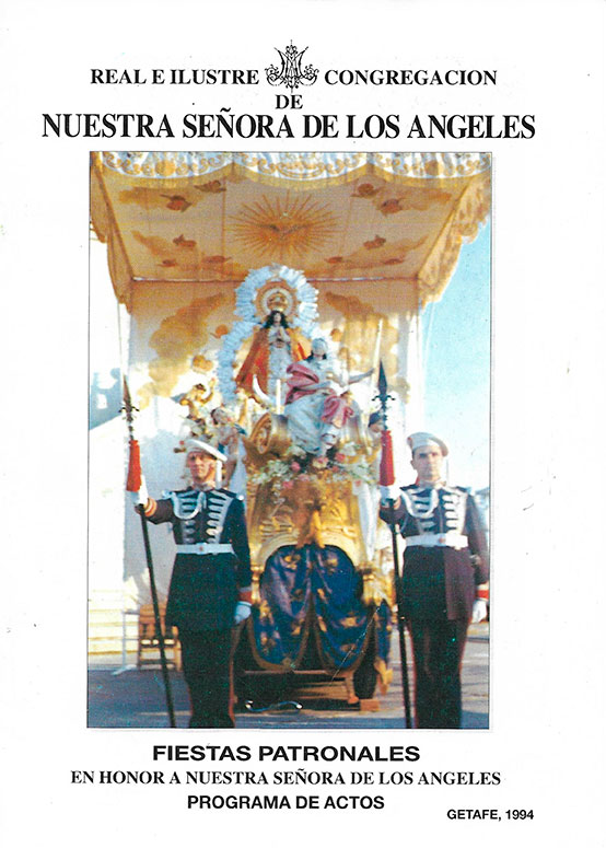 Programa de Culto 1994