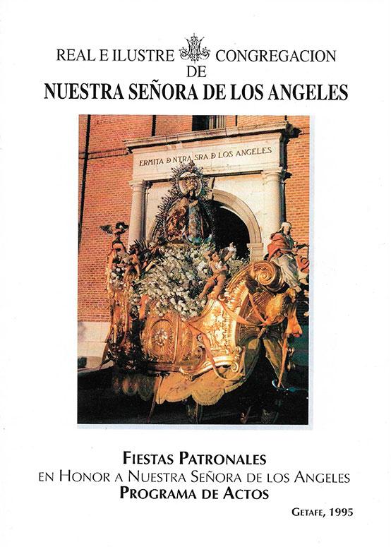 Programa de Culto 1995