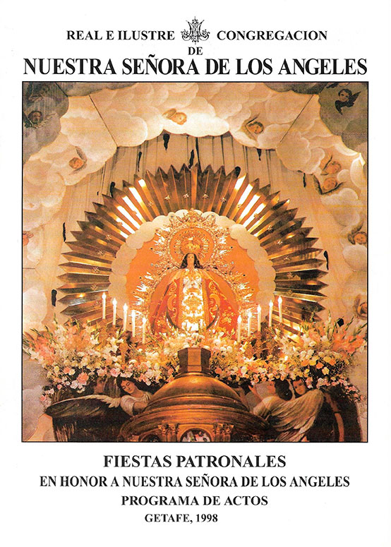 Programa de Culto 1998