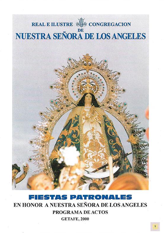 Programa de Culto 2000