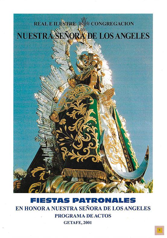 Programa de Culto 2001