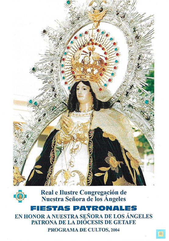Programa de Culto 2004
