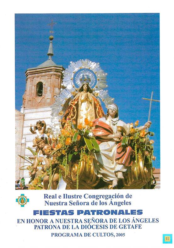 Programa de Culto 2005
