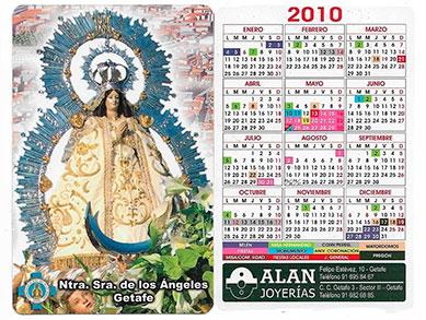 Calendario 2010