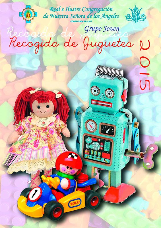Campaña recogida de juguetes 2015
